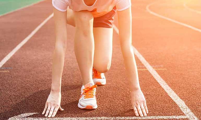 Leczenie kolana biegacza